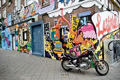 Graffiti, Rotterdam