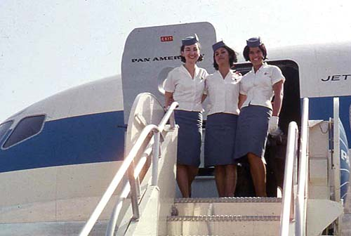 Stewardesses From The 1960s Amp 1970s Were So Much Hotter