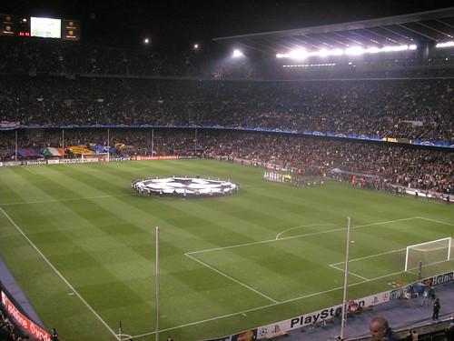barcelona fc stadium. 07 - FC Barcelona - Glasgow