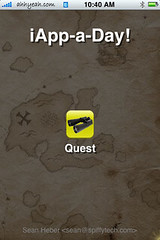 iApp-a-Day - Quest