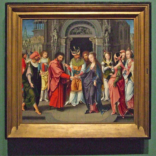 Saint Louis Art Museum, in Saint Louis, Missouri - Marriage of the Blessed Virgin Mary.jpg