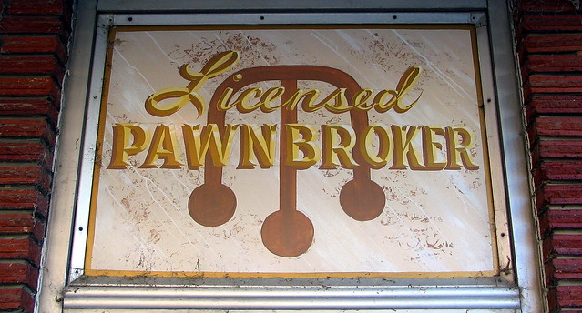 Liscensed Pawnbroker!