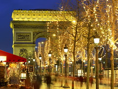 Arc de Triomphe, Paris, France (kruhme) Tags: christmas wallpaper paris france weihnachten navidad luces frankreich europa arc triomphe francia arcdetriomphe fondo fondodeescritorio arcodeltriunfo hintergrundbilder