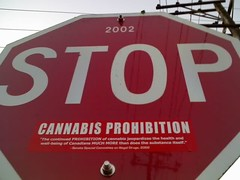 """Stop Cannabis Prohibition"""
