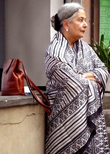 She is Anita Desai
