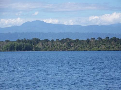 Reserva de la Biósfera La Amistad Panamá
