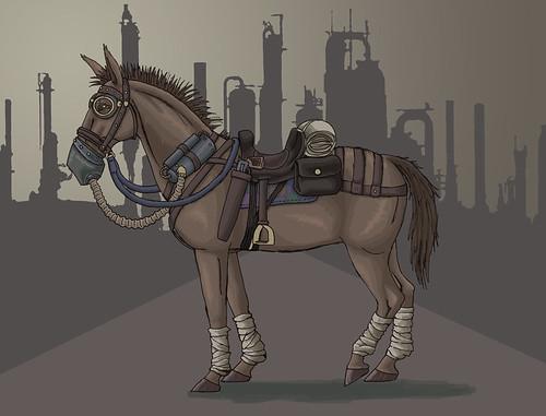 Punk Mule