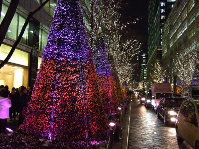 Christmas Illuminations 2007 @ Marunouchi