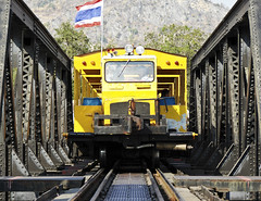 Train on the river Kwai
