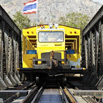 Train on the river Kwai thumbnail
