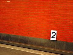 2 (Inoue_Orihime) Tags: 2 two berlin tube dos numbers deux zwei