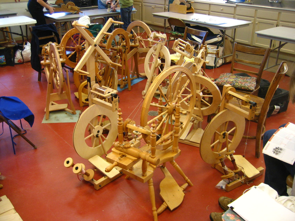 jcc2008 Spinning Wheels