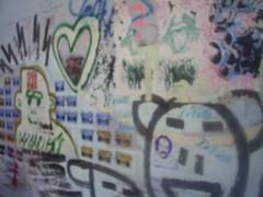 RAYADO DE MURALLA N1 (TRISSA_AM) Tags: de muralla rayado n4