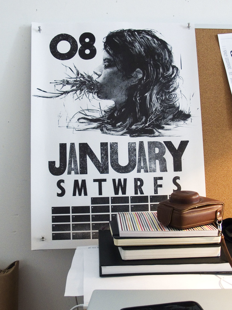 Live Jan. Poster