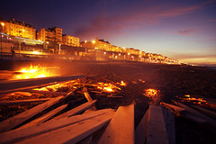 brighton lumber sale (sucka74) Tags: wood morning beach sunrise canon landscape fire eos sussex coast brighton sale free pebbles flame burn esplanade 5d seafront 1740mm 2x4 lumber drift beachcomb torchwood sucka74 dannykolasinski mariovanpebbles iceprince buynonegetsomefree wwwdfkphotographycouk