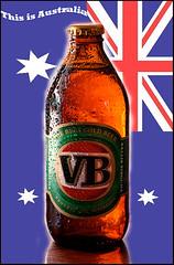 Cerveza de Australia