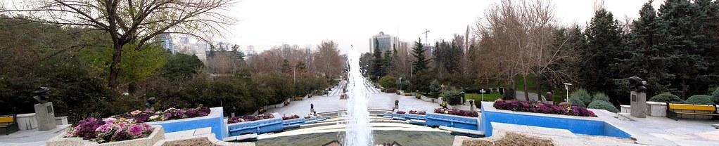 Mellat Park - Tehran