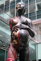 NYC - Lever House: The Virgin Mother by wallyg, on Flickr
