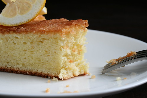 Lemon Olive Oil Cake | Sunday Nite Dinner