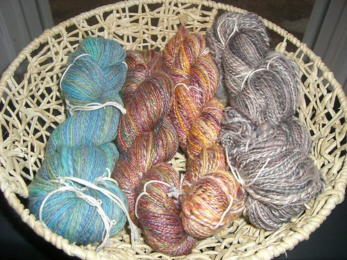 Handspun so far
