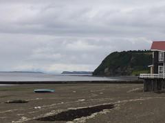 Chiloe - Achao - plage