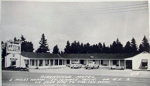 Birchwood Motel St Ignace Mi