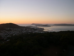 Sunrise over Albany from Mount Melville 160 metres (John Steedman) Tags: sunrise australia albany wa australien sonnenaufgang westernaustralia australie  australi  salidadelsol leverdusoleil mountmelville