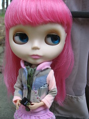 "102/366 Nanette ""Hmmm No one seems to be around :)"" (Lawdeda ) Tags: heaven blythe ih ichigo rbl"