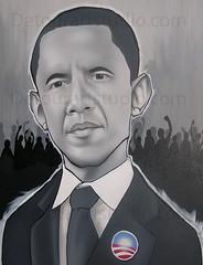 barack Obama Art