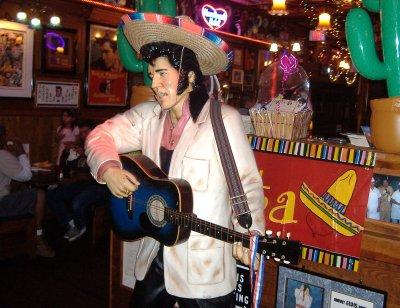Azteca - Elvis with Sombrero