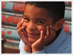 Sunny Side of the Street (E.Peoples) Tags: family blue red boys kids children top20childportrait michigan detroit isaiah peelingpaint headshots stockphotography greatesthits top20childhallfame top20child exposuredetroit blogwidget epicimages epicimagesllc