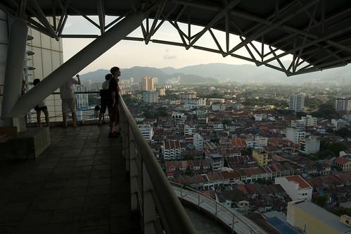 Menara UMNO roof deck