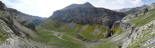 Valle glaciar en U - Parque Nacional de Ordesa (Huesca, España) - 02