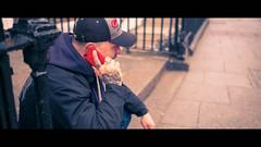 The hand - Dublin, Ireland - Color street photography (Giuseppe Milo (www.pixael.com)) Tags: photo cinemascope fujix tattoo cinematic street city fuji2314 hand man urban candid fujifilm photography dublin ireland streetphotography fuji europe geotagged life countydublin ie onsale