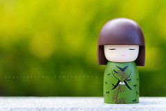 .Sai. (Kiwi_GaL) Tags: life green bokeh gifts destiny sai talented abilities kimmidolls hggt meaningpurpose