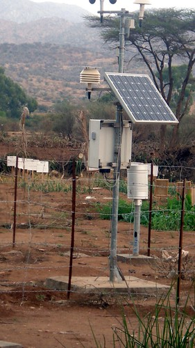 Meteorological station
