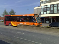 KX03 KZC (markkirk85) Tags: united solo northants stagecoach counties kzc 52003 optare kx03 47038 kx03kzc