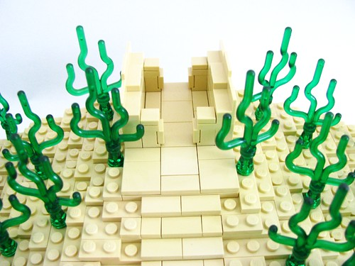 [MOC] Atlantis Pyramid 5810810939_e5e263a006