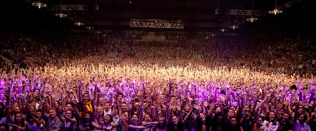 moscow moby crowd
