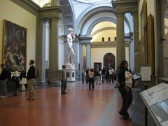 Firenze: David van Michelangelo in Accademica