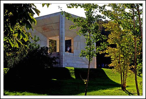 monumento a la Constitución del 78 en Madrid