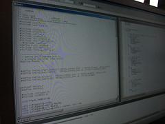 """code for transmission <a style=""""margin-left:10px; font-size:0.8em;"""" href=""""http://www.flickr.com/photos/45923842@N00/1554699130/"""" target=""""_blank"""">@flickr</a>"""