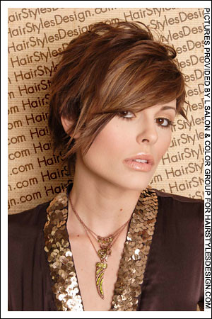 cute short hairstyles. As a professional hairdresser, I noticed that there