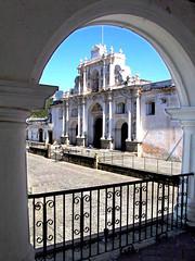 Cathedral, Antigua Guatemala