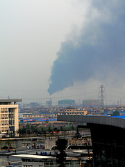 industrial pollution in china - john biesnecker