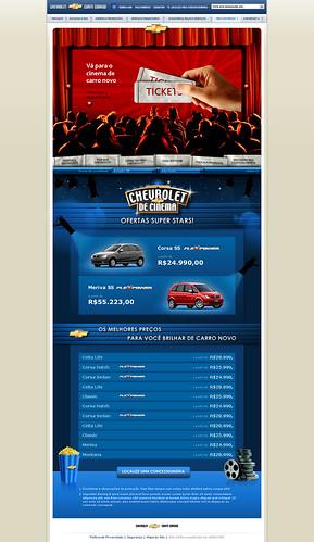 Ofertas Chevrolet