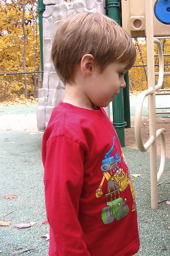 Sebastien, Playground