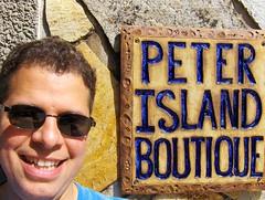 Peter Island Boutique (Joe Shlabotnik) Tags: sign peter caribbean bvi 2007 virginislands peterisland justpeter november2007