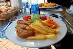 Chicken Kofte
