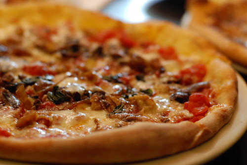 Provencal Pizza